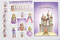 The KingDom (Королевство) - проективная методика с карточками. Затворнюк Оксана