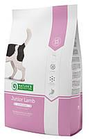 Корм Nature's Protection (Натур Протекшн) Junior Lamb для щенков всех пород с ягненком, 7,5 кг