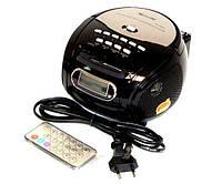 Радиоприемник USB / SD - Golon RX-686Q Black - бумбокс,колонка