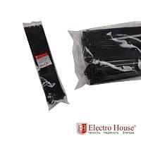 Стяжка кабельная чёрная 8x550 EH-B-024