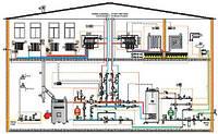 Проектирование систем отопления. Киевская область