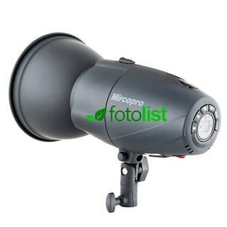 Вспышка студийная Mircopro MQ-300S with reflector (MQ-300S)