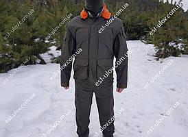 Костюм демисезонный (осень-весна) для охоты и рыбалки Taslan Оливковый