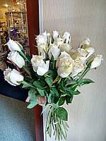 Цветы искусственные Роза бутон Распродажа! Цена уже со скидкой