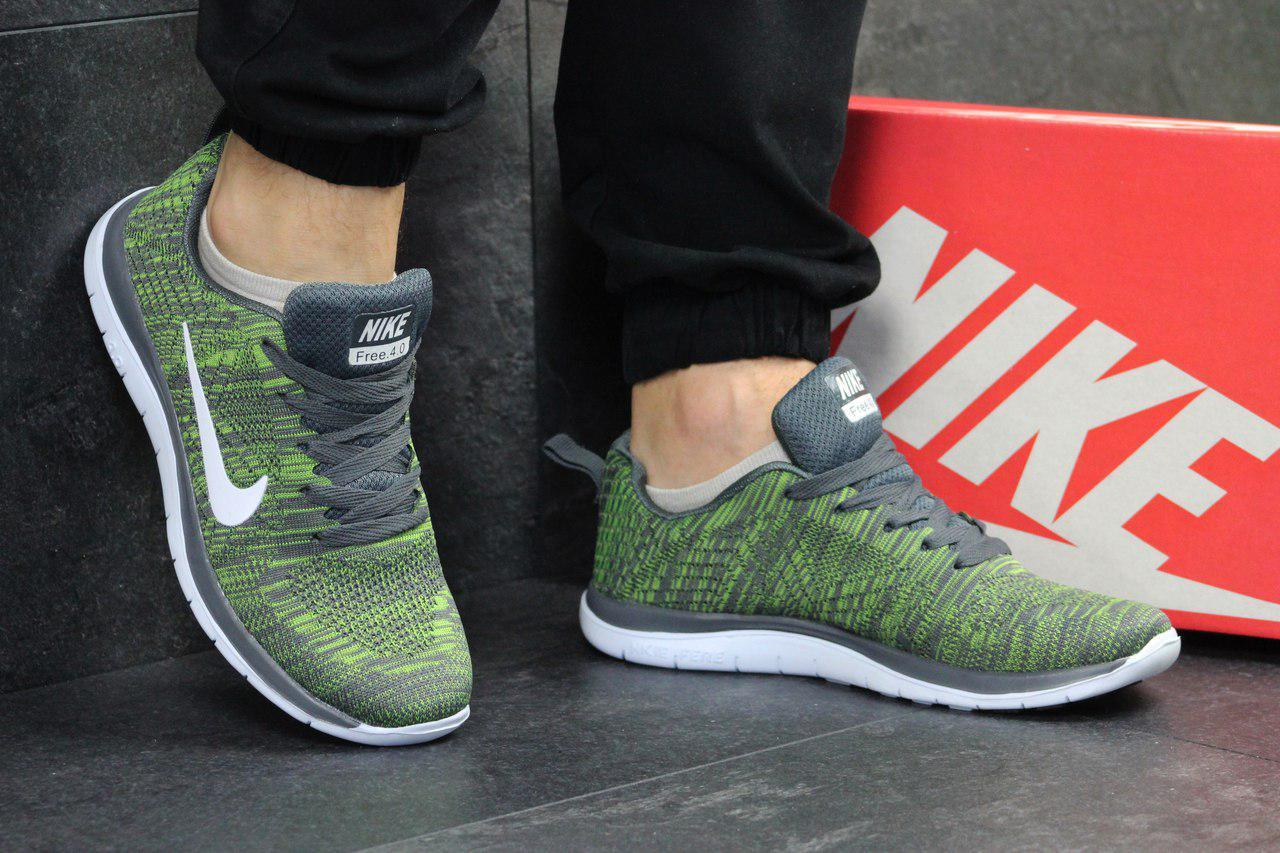 5730508c Мужские кроссовки Nike Free Run 4.0, цена 798 грн., купить в Киеве —  Prom.ua (ID#678901724)