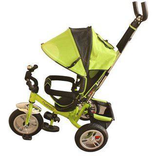 Детский трехколесный велосипед Turbo Trike