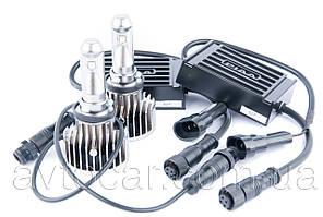 Автолампы PIAA LED +200%  6000K H8H9H11H16 комплект 2шт  Гарантия 3 года