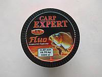 Леска Energofish Carp Expert UV Fluo Orange 1000 м 0.30 мм, фото 1