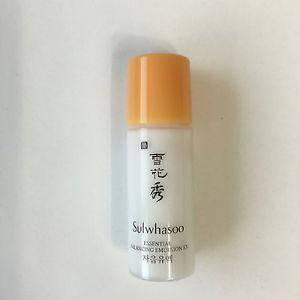 Sulwhasoo balanсing emulsion Эмульсия 5ml