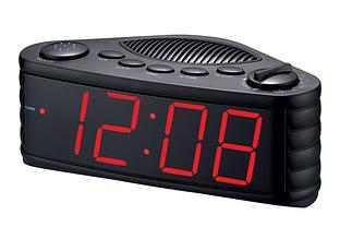 Часы с радио