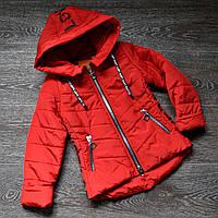 Демисезонная куртка  для девочки весна-осень 128-152р, фото 1