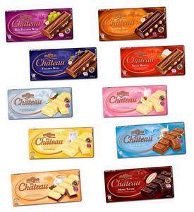 Шоколад Chateau 200 гр.