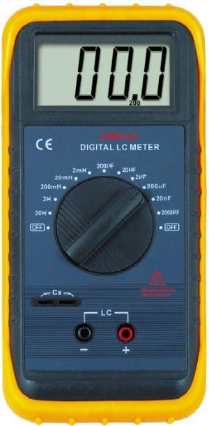 Цифровой Измеритель DM6243 LC - индуктивности и емкости