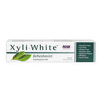 NOW - XyliWhite Toothpaste Gel (181 g) - refreshmint