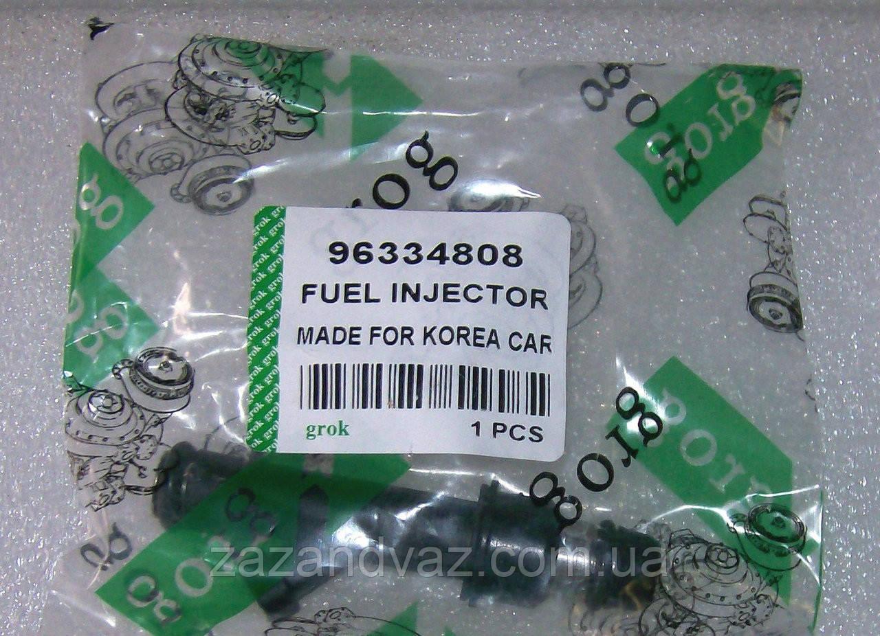 Форсунка топливная Ланос 1.5 Lanos 1.5 Grog 96334808