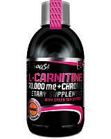 BioTech (USA) L-carnitine 70.000 mg + Chrome Liquid 500 ml