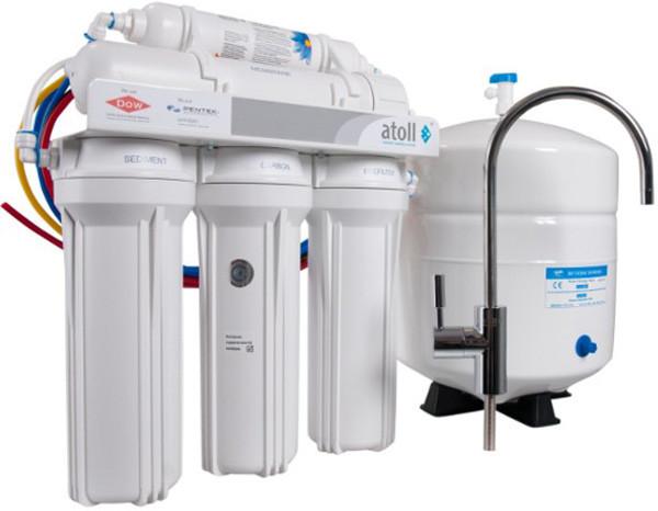 Фильтр для воды обратный осмос ATOLL A-550 STD (A-560Е)
