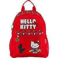Рюкзак дошкольный Kite Hello Kitty HK18-534XS; рост 110-115 см, фото 1
