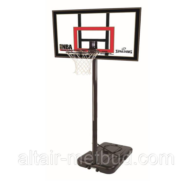 Мобильная баскетбольная стойка Spalding 77799