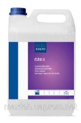 Средство для мойки печей и грилей Kiilto Grill 5 л Киилто Гриль