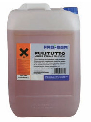 Универсальное средство для химчистки Pulitutto 10 кг.Пулитутто