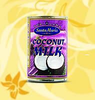 Молоко кокосовое, Santa Maria,17%, 400 мл, ж/б, JJМеФо