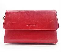 Сумка-клатч женская Pretty woman красного цвета на плечо PRT-782227