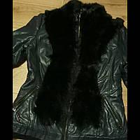 3887d2da268b Куртка кожзам с мехом женская украина в Украине. Сравнить цены ...