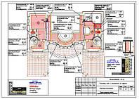 Проектирование системы теплого пола. Киевская область