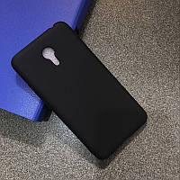 Чехол Бампер Style для Meizu M3 Note силиконовый черный, фото 1