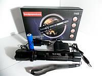 Электрошокер-фонарик 1102 POLICE 70 000 кВ съемная аккумуляторная батарея+русская инструкция
