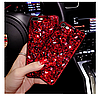 """ASUS ZenFone Max оригинальный чехол накладка бампер панель со стразами камнями на телефон """"LUXURY ROCK"""", фото 5"""
