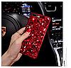 """ASUS ZenFone Max Plus M1 ZB570TL оригинальный чехол накладка бампер панель со стразами камнями """"LUXURY ROCK"""", фото 6"""