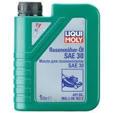 LIQUI MOLY RASENMAHER-OIL HD 3 1л