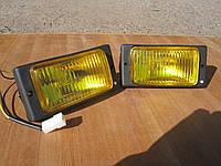 Противотуманные фары на ВАЗ 2110 №5003 желтые
