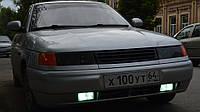 Оранжевые поворотники ВАЗ 2110