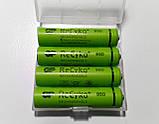Комплект акумуляторів (4 шт) GP Green Generation ReCyko+ ААА 1.2 V 950mAh Ni-MH, фото 2