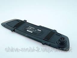 "Vehicle Blackbox A23 HD, car DVR 8Mp экран 4.3"" 2-х камерный регистратор в зеркале заднего вида, фото 2"