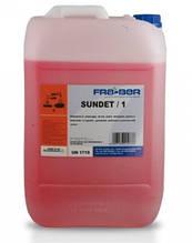 Сандет Профессиональный шампунь для бесконтактной мойки SUNDET 1, 25 кг.