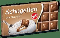 Молочный шоколад  Schogetten Latte-Macchiato,100 гр