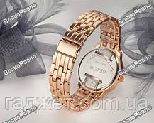 Женские часы Geneva Rose Gold. Женские часы., фото 3