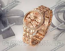 Женские часы Geneva Rose Gold. Женские часы., фото 2