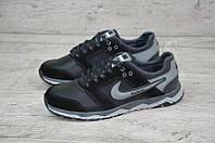 Весенние мужские кожаные кроссовки Nike