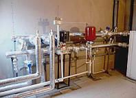 Ремонт системы отопления дома. Киевская область