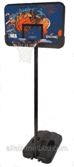 Мобильна баскетбольная стойка Spalding 61917 CN