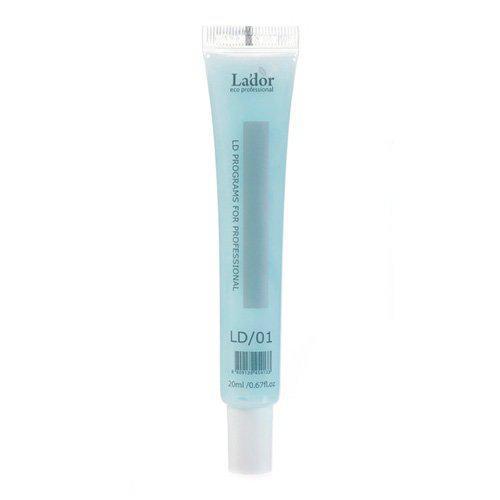 Лечебная маска-сыворотка для сильно поврежденных волос Lador LD programs 01 - 20 мл