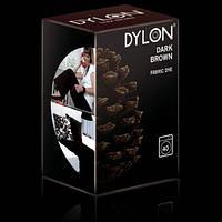 Краска для окрашивания в стиральной машине DYLON Dark Brown - без соли