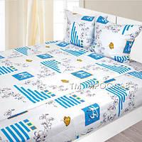 Комплект постельного белья Фланель двуспальный