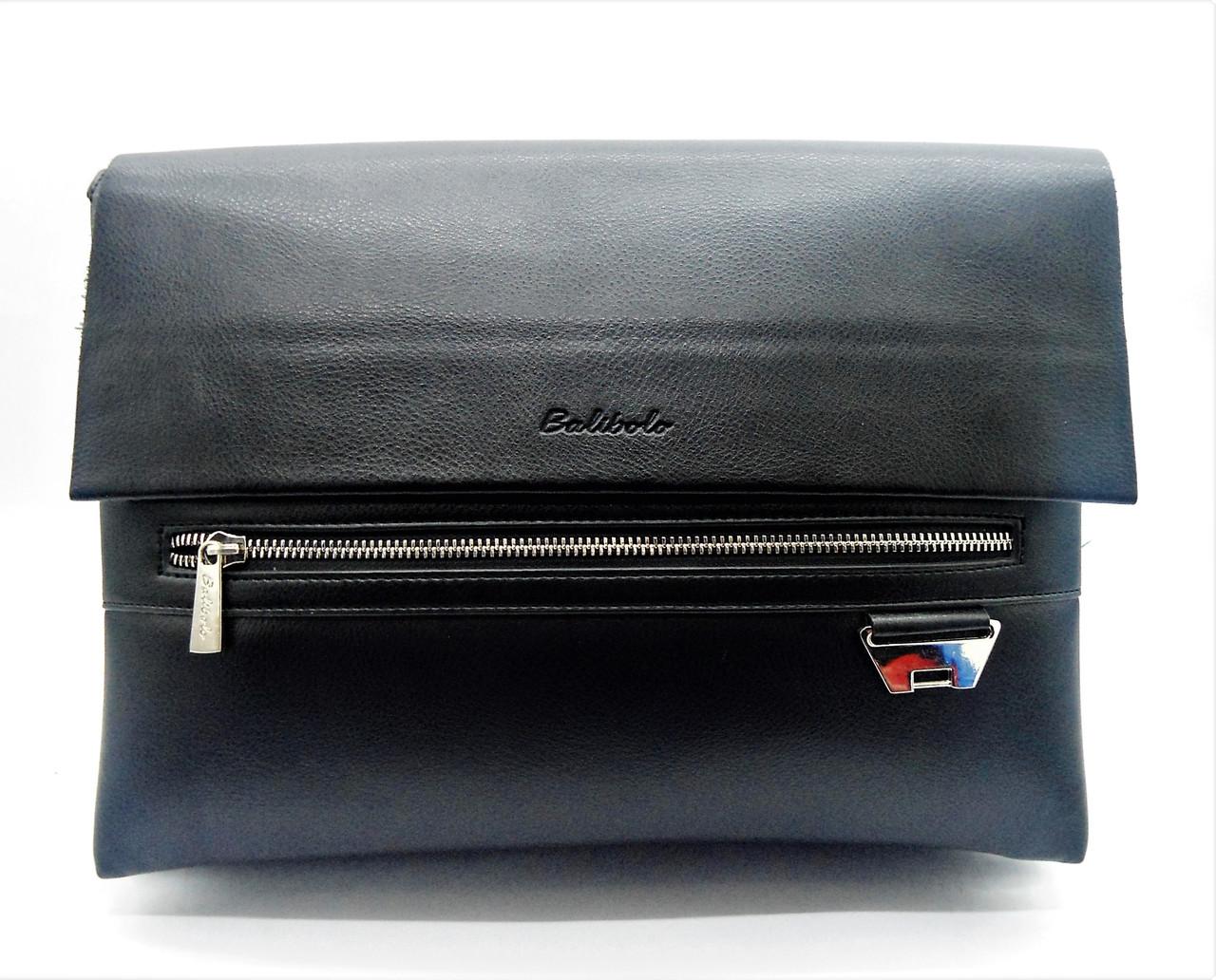 Мужская сумка-портфель Balibolo черного цвета СМ-86, фото 1