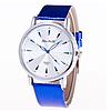 Наручные часы женские с синим ремешком, фото 2